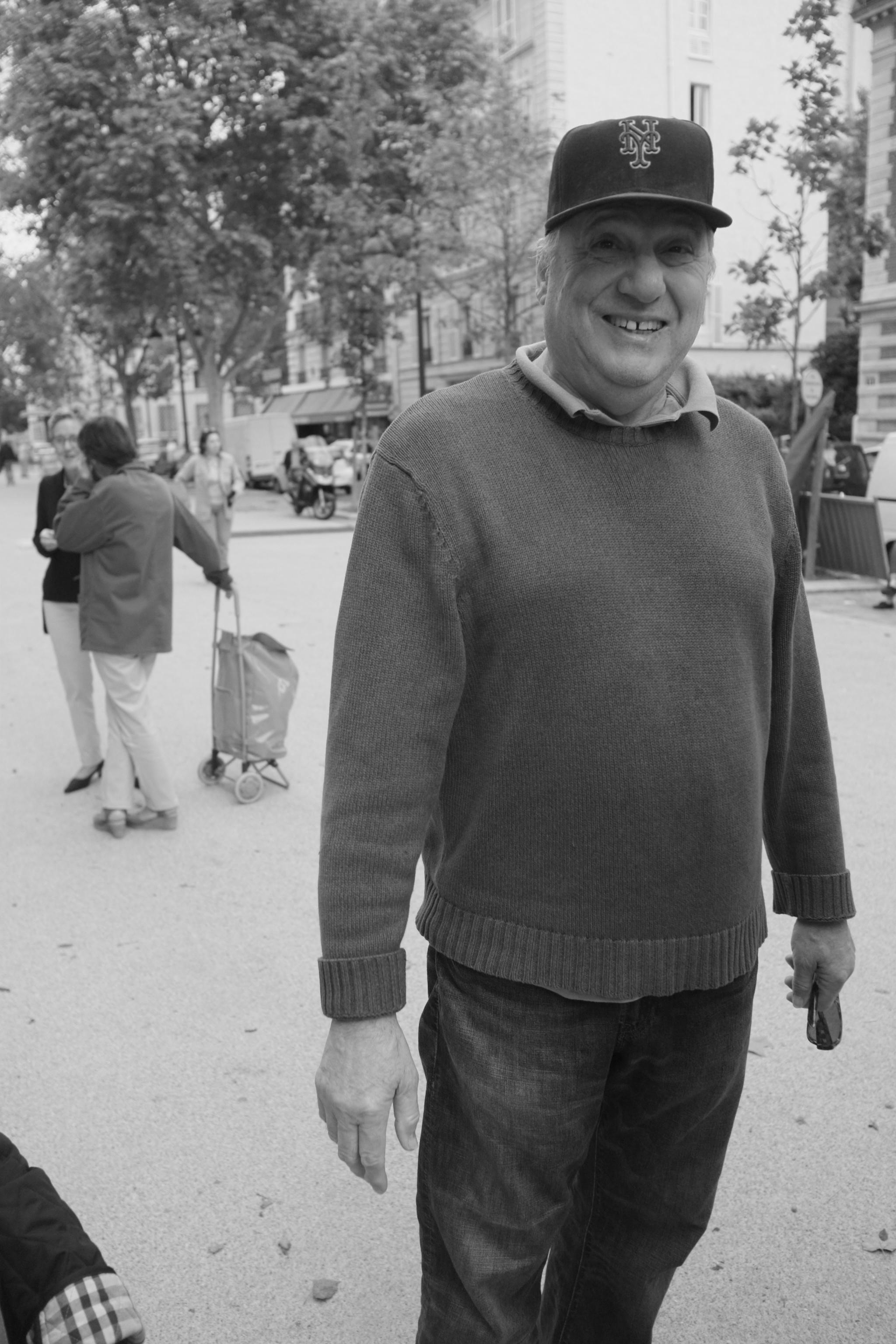 len, looking for rue cler, paris, june 2013