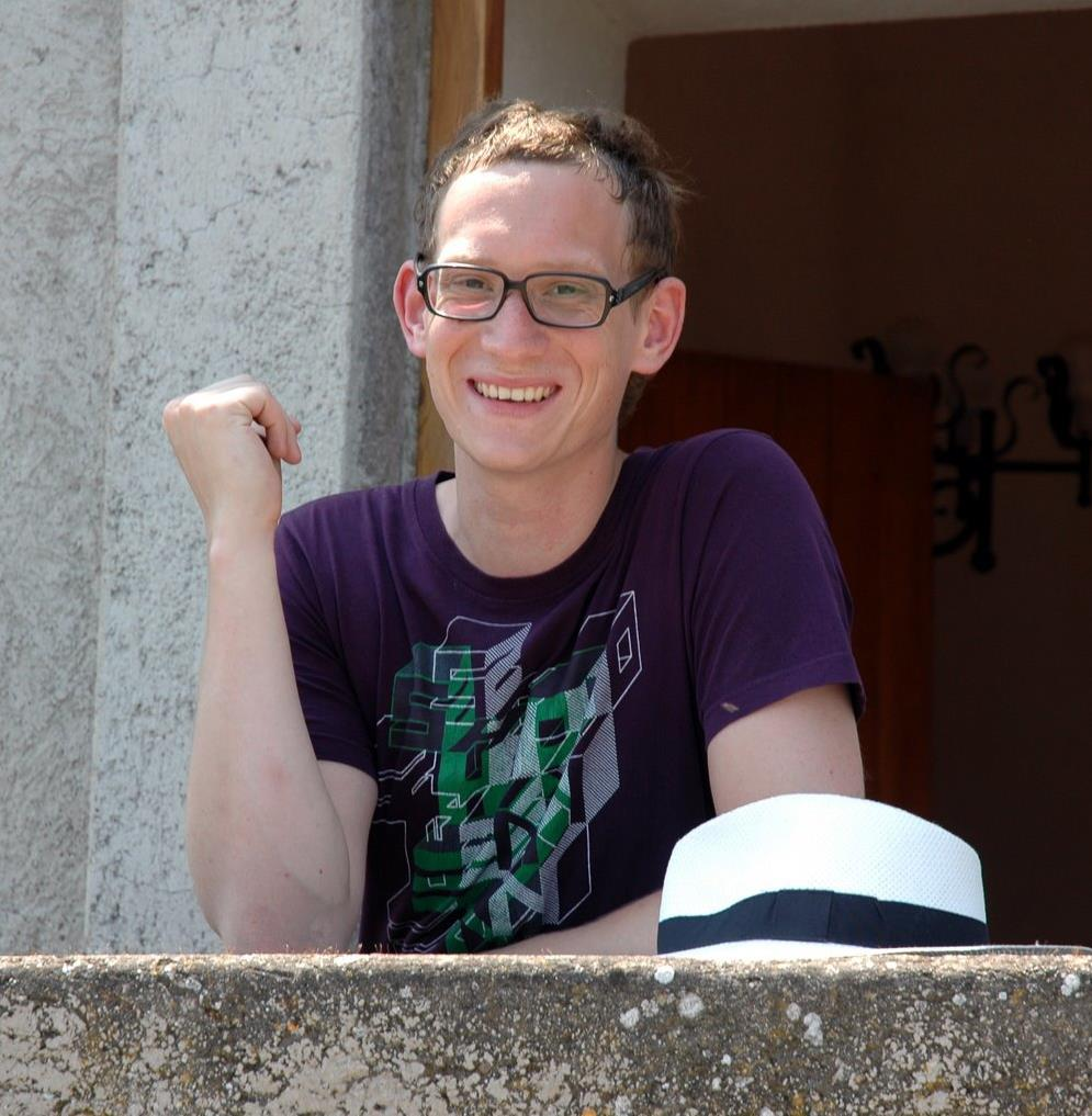 pawel, in faro portugal, summer 2011