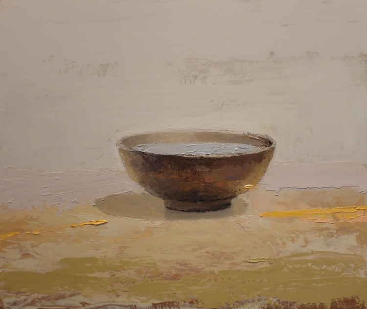 Water with Bowl