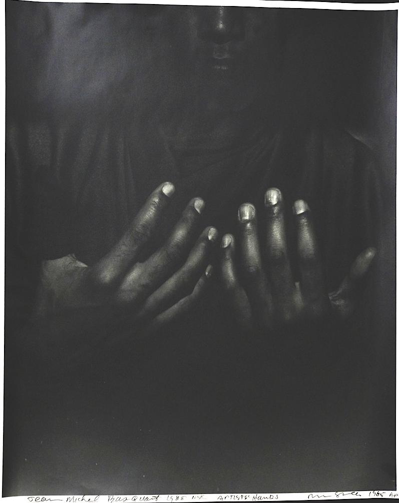 Jean Michael-Basquiat | New York, New York | October 1985