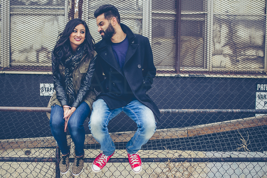Beautiful and funny couple, Jasmine Sehra-Chohan and Gurveer Chohan