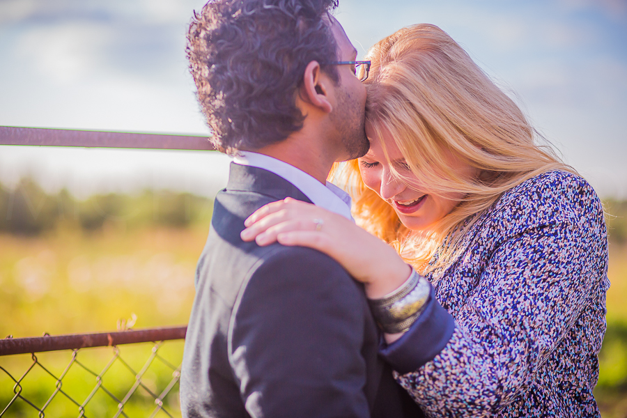 """The day she said """"yes"""" at the Barr Estate Winery with Rajand Sydney"""