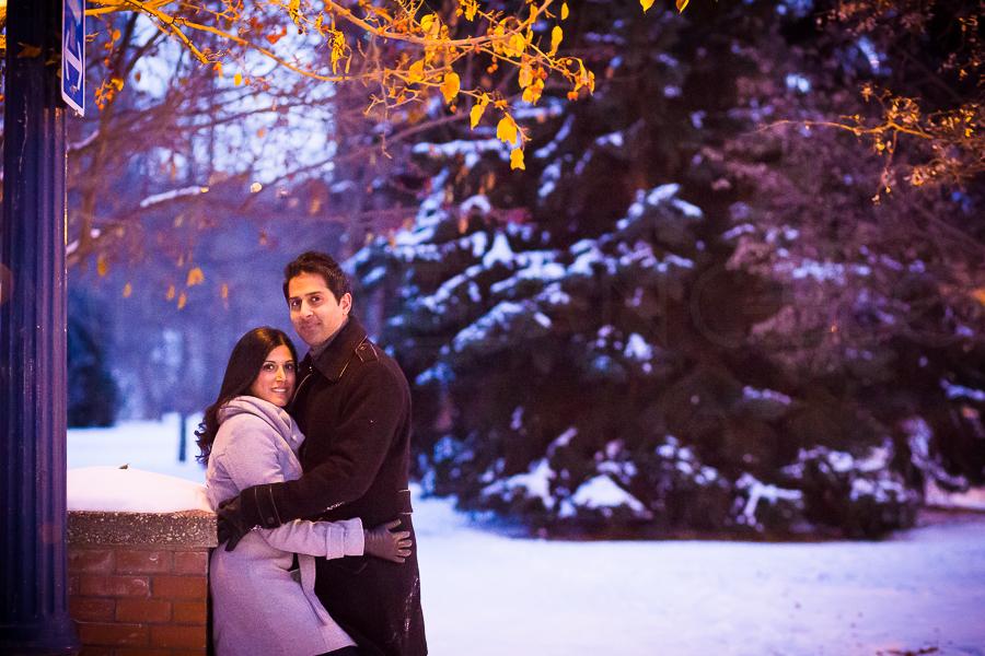 Couple full of love, Alykhan Gulamani and Jahan Manji - Gulamani.