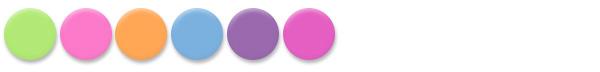 Neon - 6 bright, neon colors  - Click to download PDF