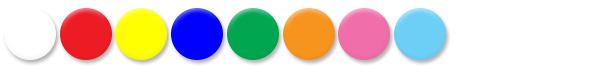 Standard - 8 rich, bright colors  - Click to download PDF