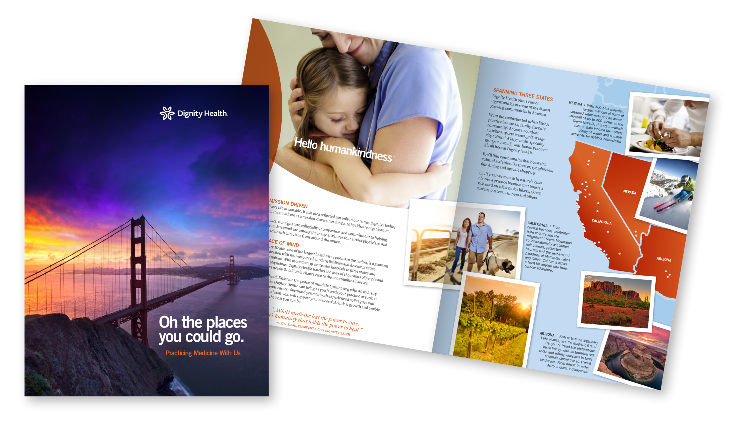 Dignity Health Recruiting Brochure