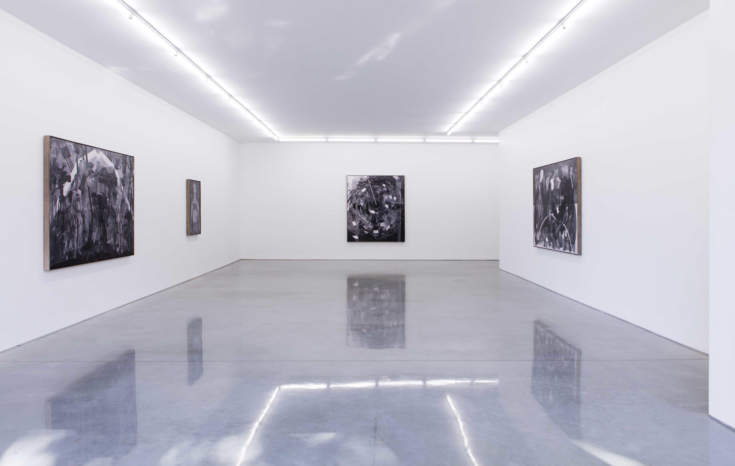 Next Witness (installation view), Sarah Cottier Gallery, Sydney, 2018.