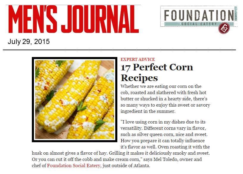 July 29, 2015 - Men's Journal