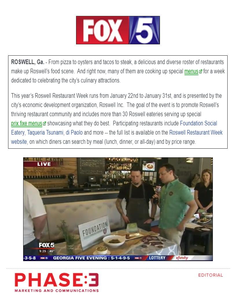 January 2018 - Fox 5 News