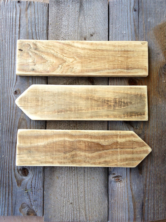 DIY Kit Reclaimed Pallet Wood Signs by   jaredheartsangie