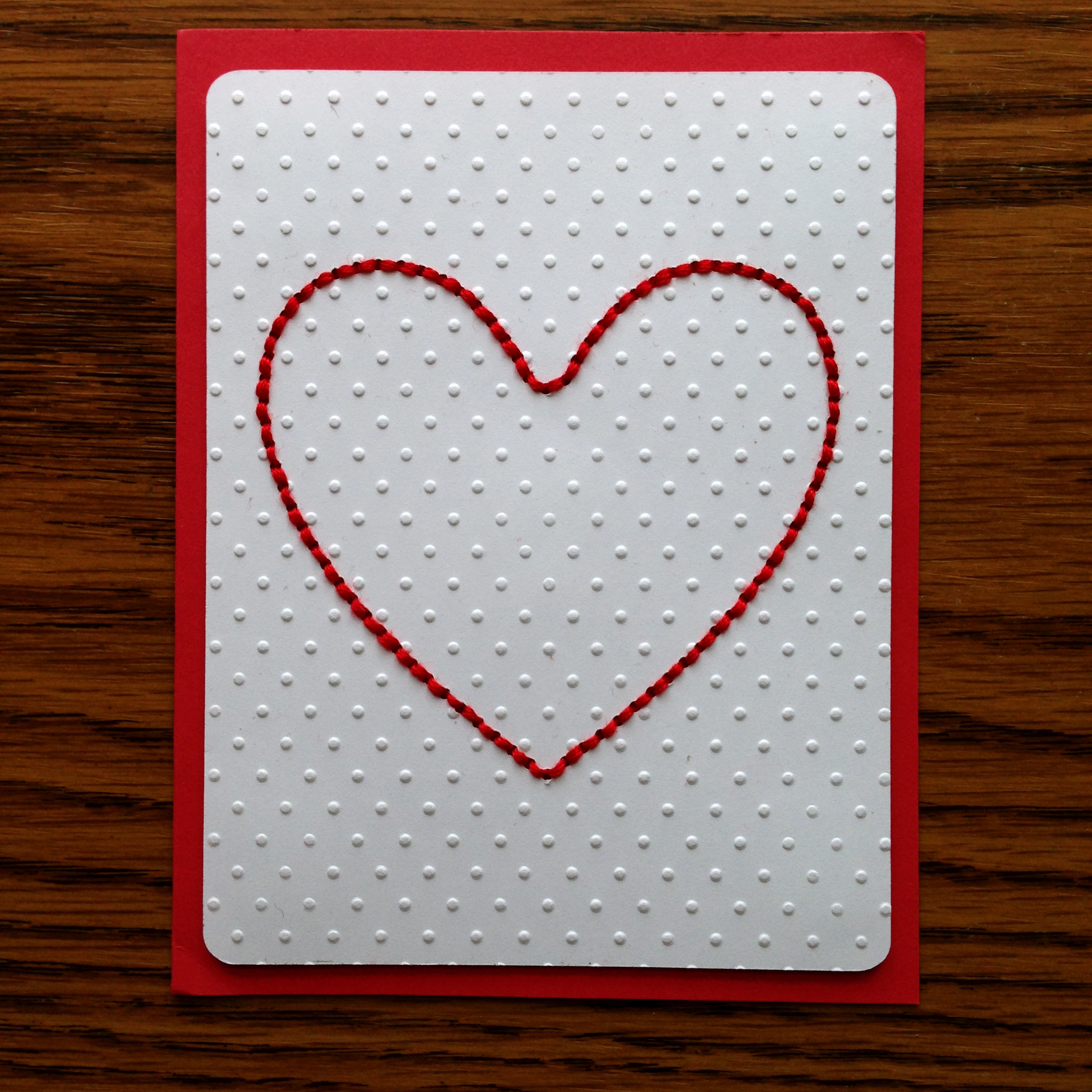 Whats Next Ma Stitched Cards