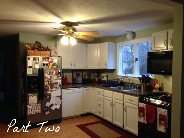 DIY-Painted-Kitchen-Cabinets