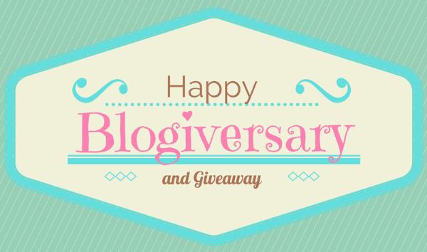 Happy Blogiversary Weekend Craft
