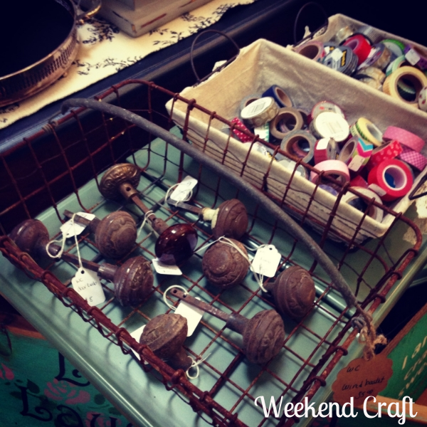 Weekend Craft at Signature Finishes