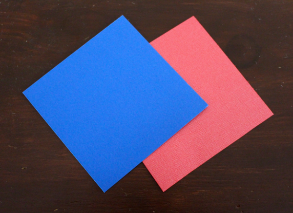 5x5 squares for pinwheels