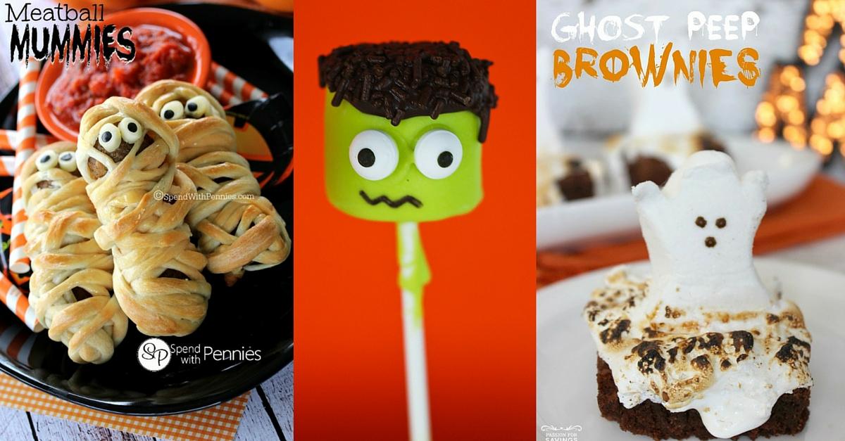 13 Halloween Food Recipes