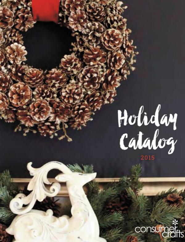 Consumer Crafts Holiday Catalog
