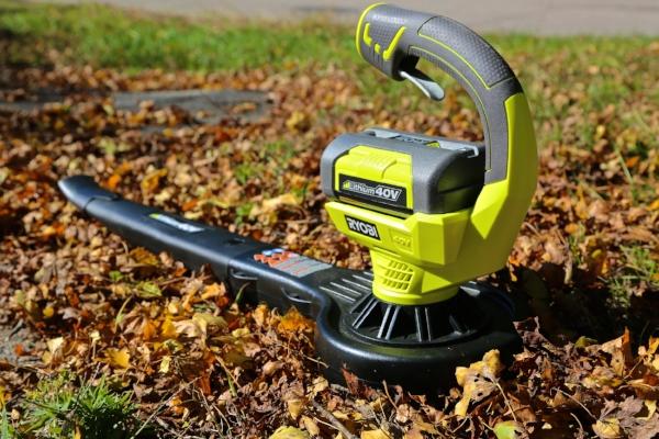 Ryobi 40v leaf blower