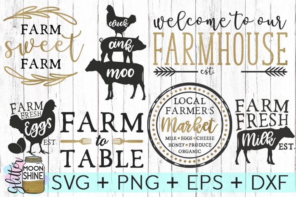 Farmhouse Graphics