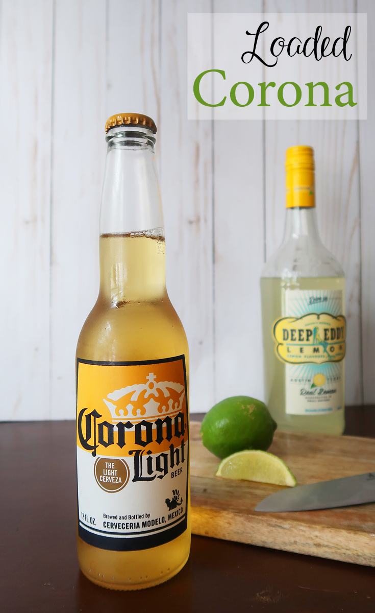 Loaded Corona Recipe perfect for summer