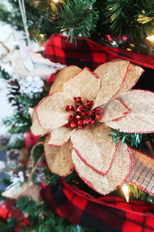 Buffalo Check Christmas Tree 2