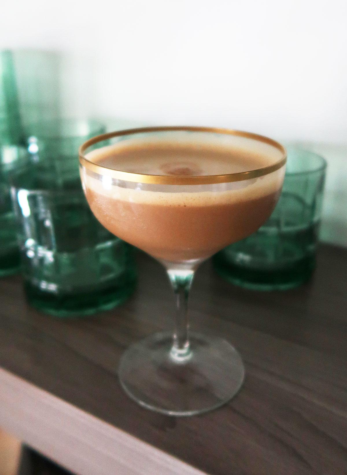 mocha espresso martini 1