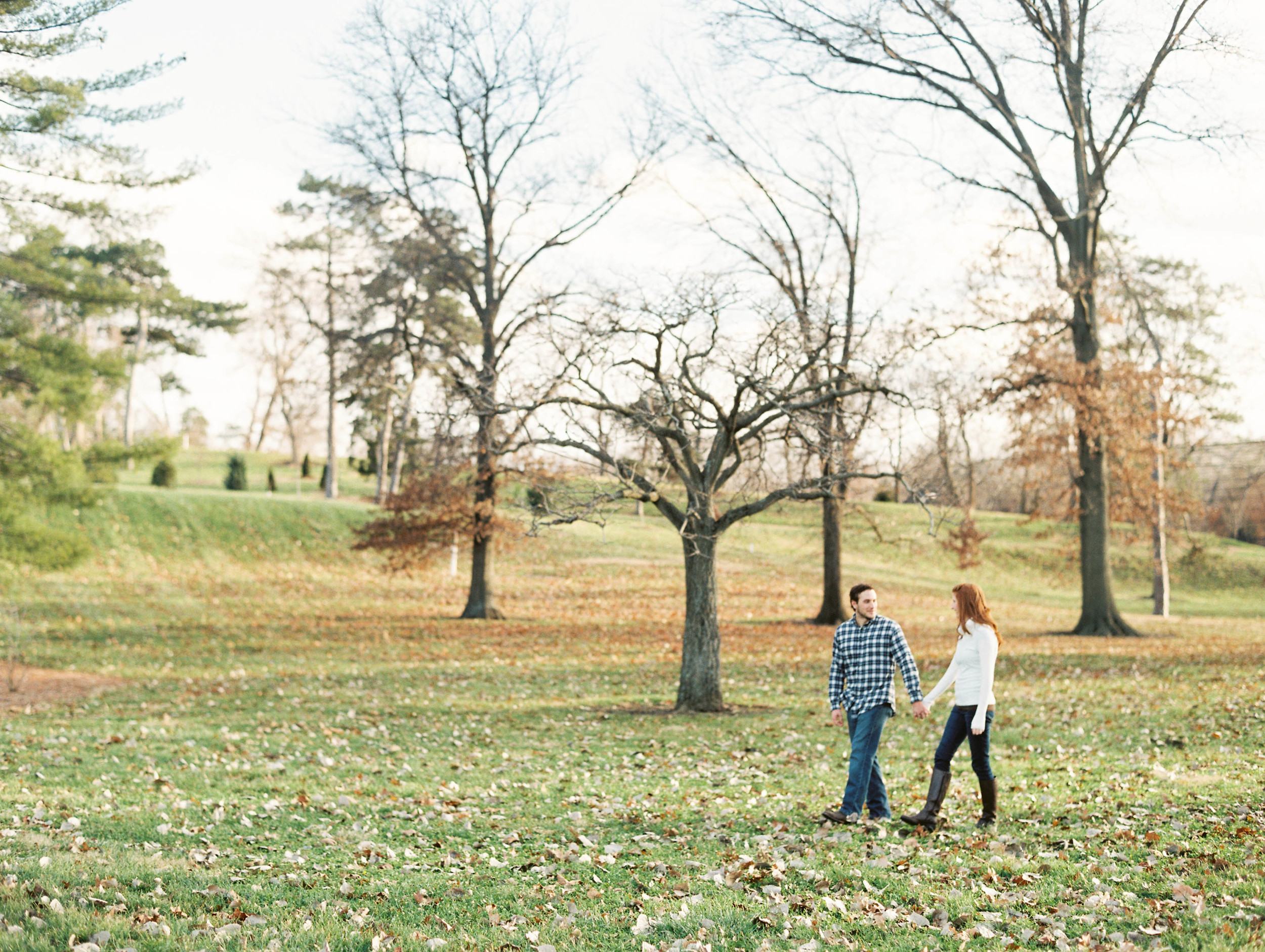 Catherine + Michael - St. Louis Forest Park Engagement - 033.jpg