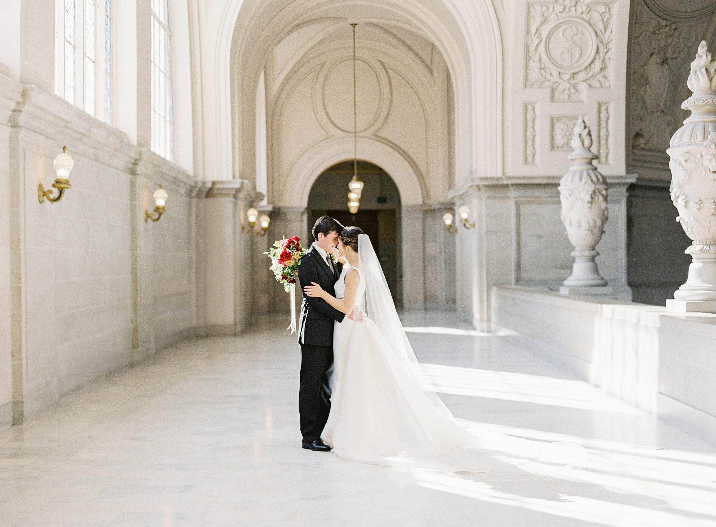 Meghan Mehan Photography - California Wedding Photographer | San Francisco City Hall Wedding 030.jpg