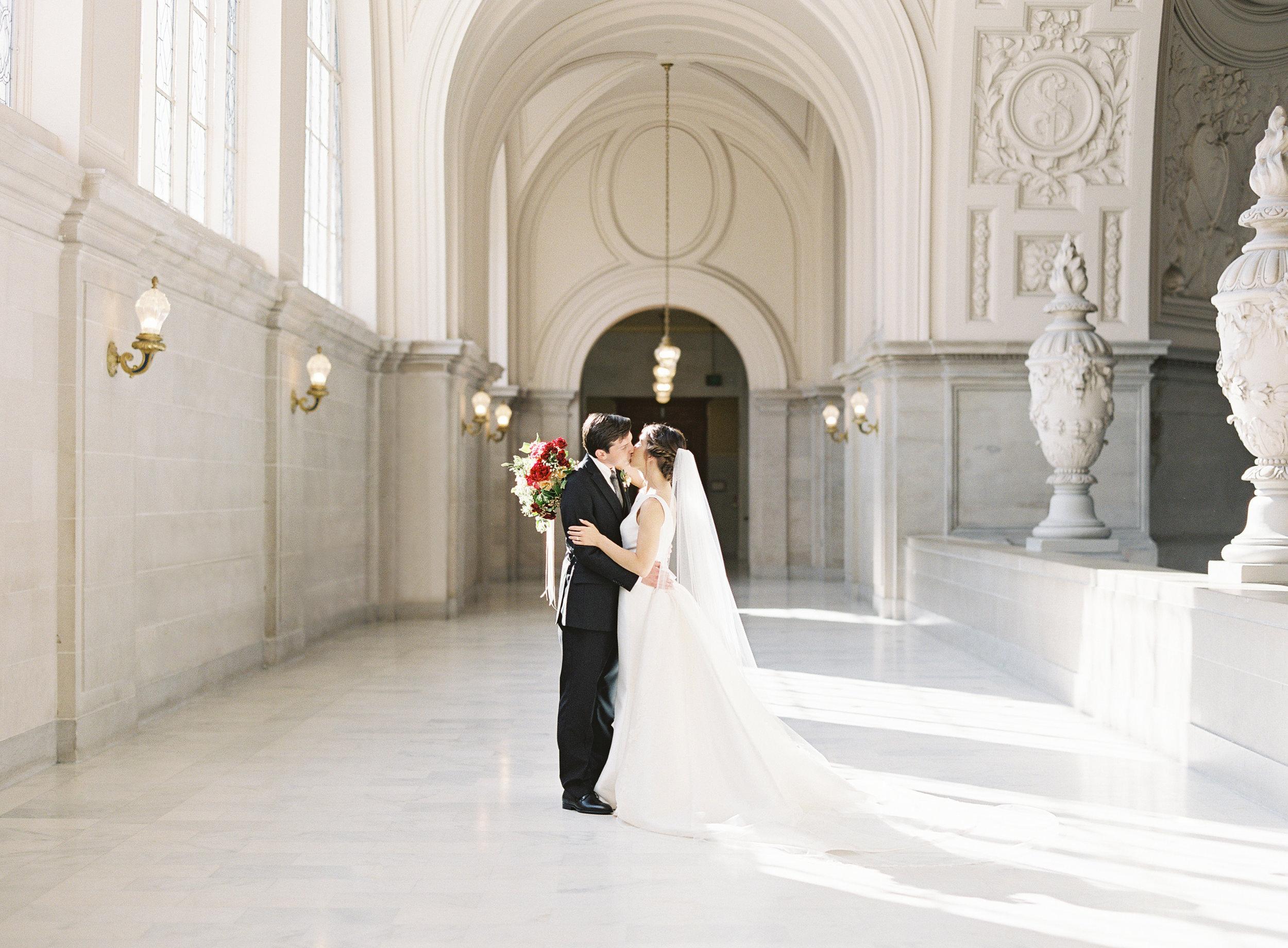 Meghan Mehan Photography - California Wedding Photographer | San Francisco City Hall Wedding 031.jpg