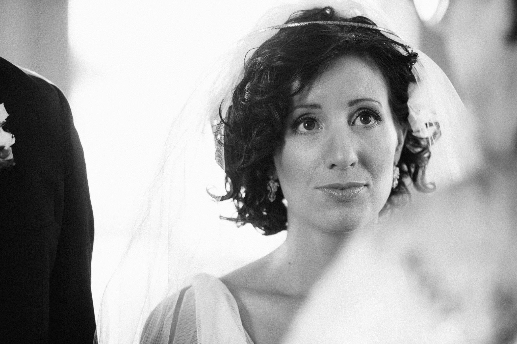 Wedding ceremony - bride