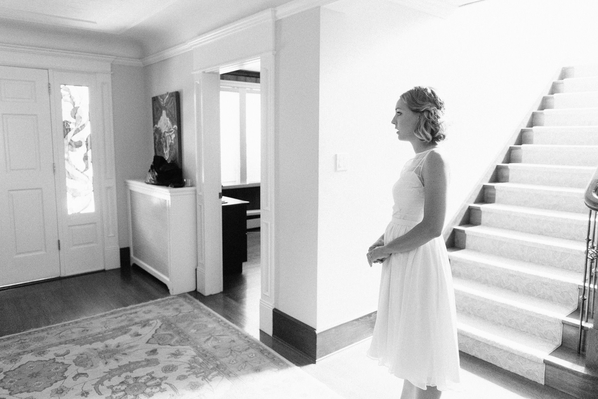 Vancouver wedding photography - candid