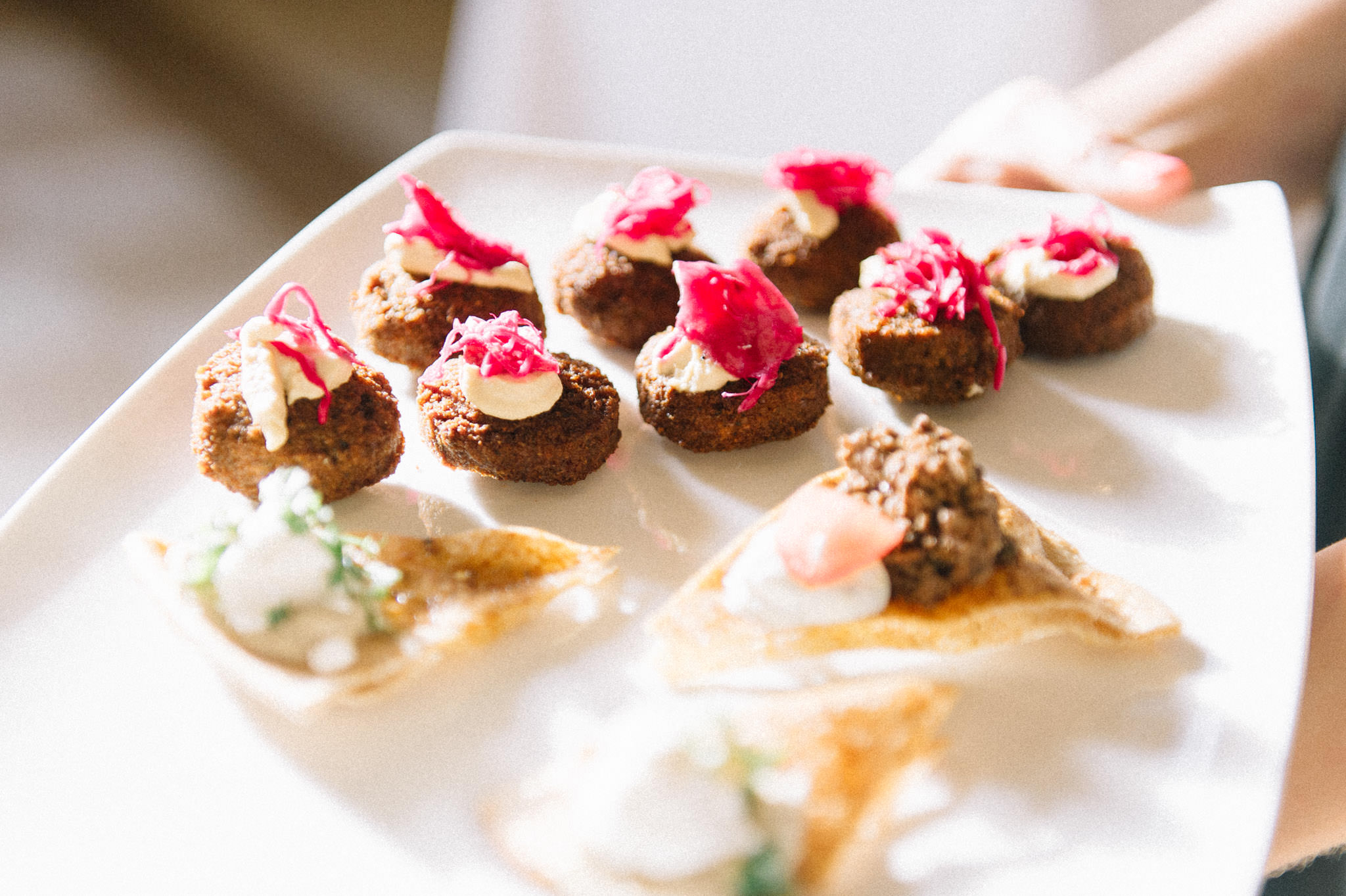 Nuba wedding reception catering
