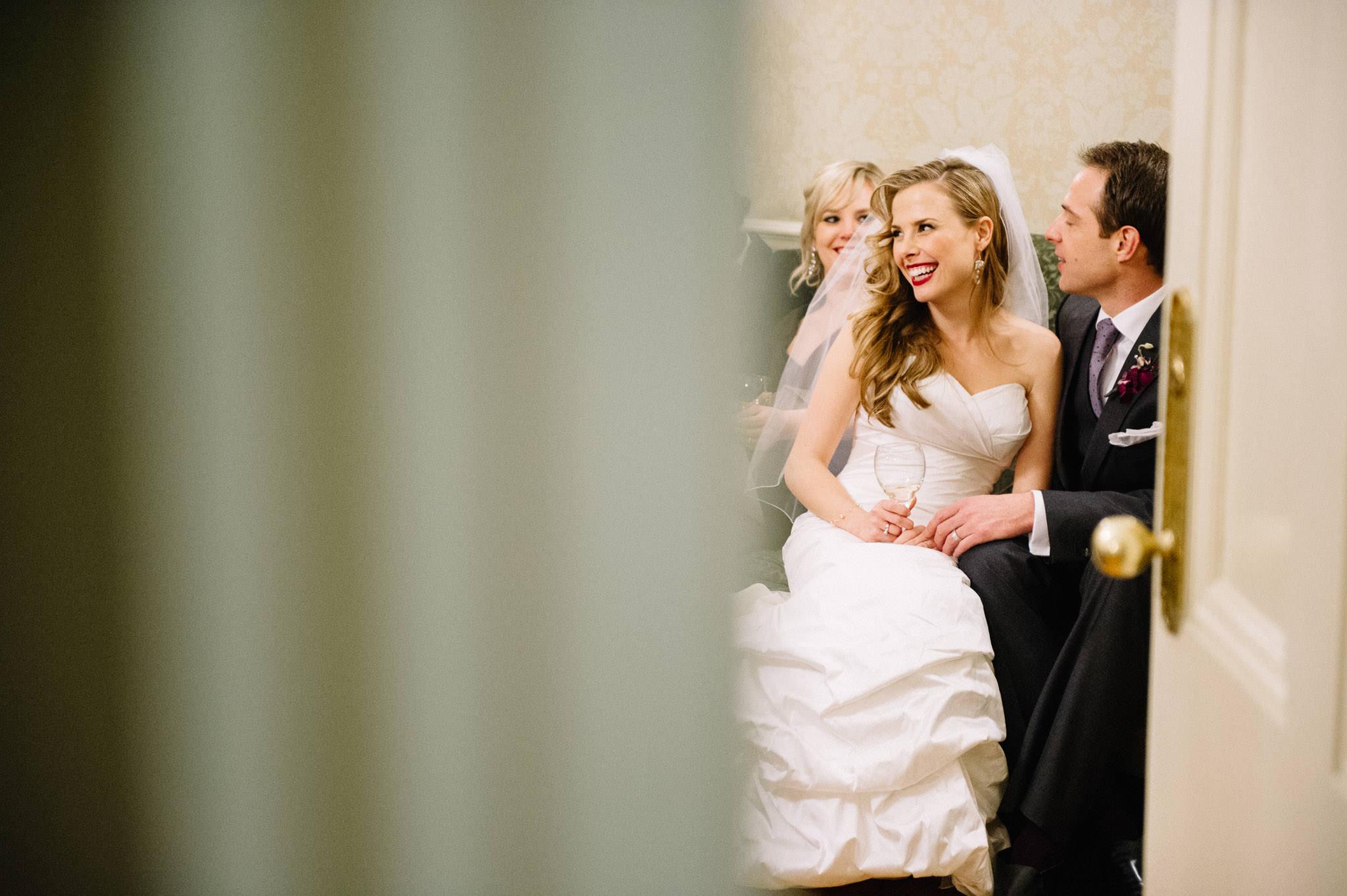 St Lawrence Hall wedding Toronto