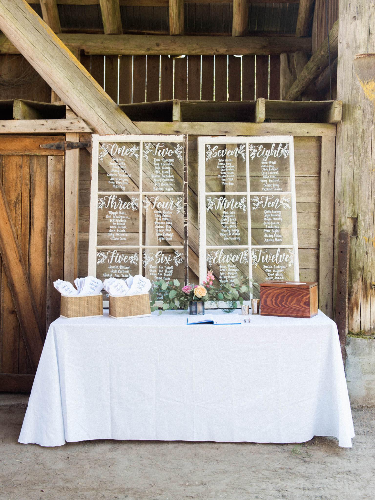 Davies Farm wedding