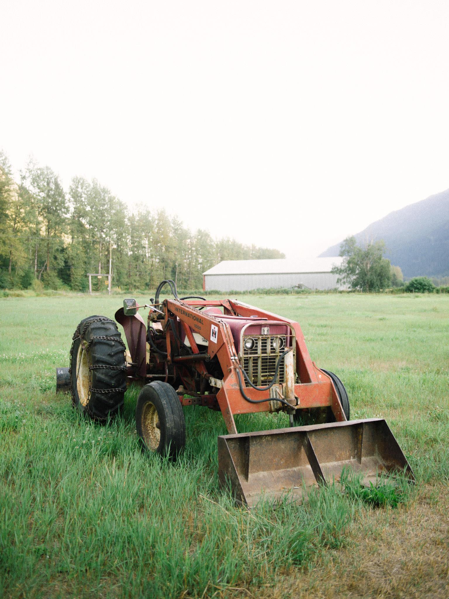 Davies Farm Pemberton