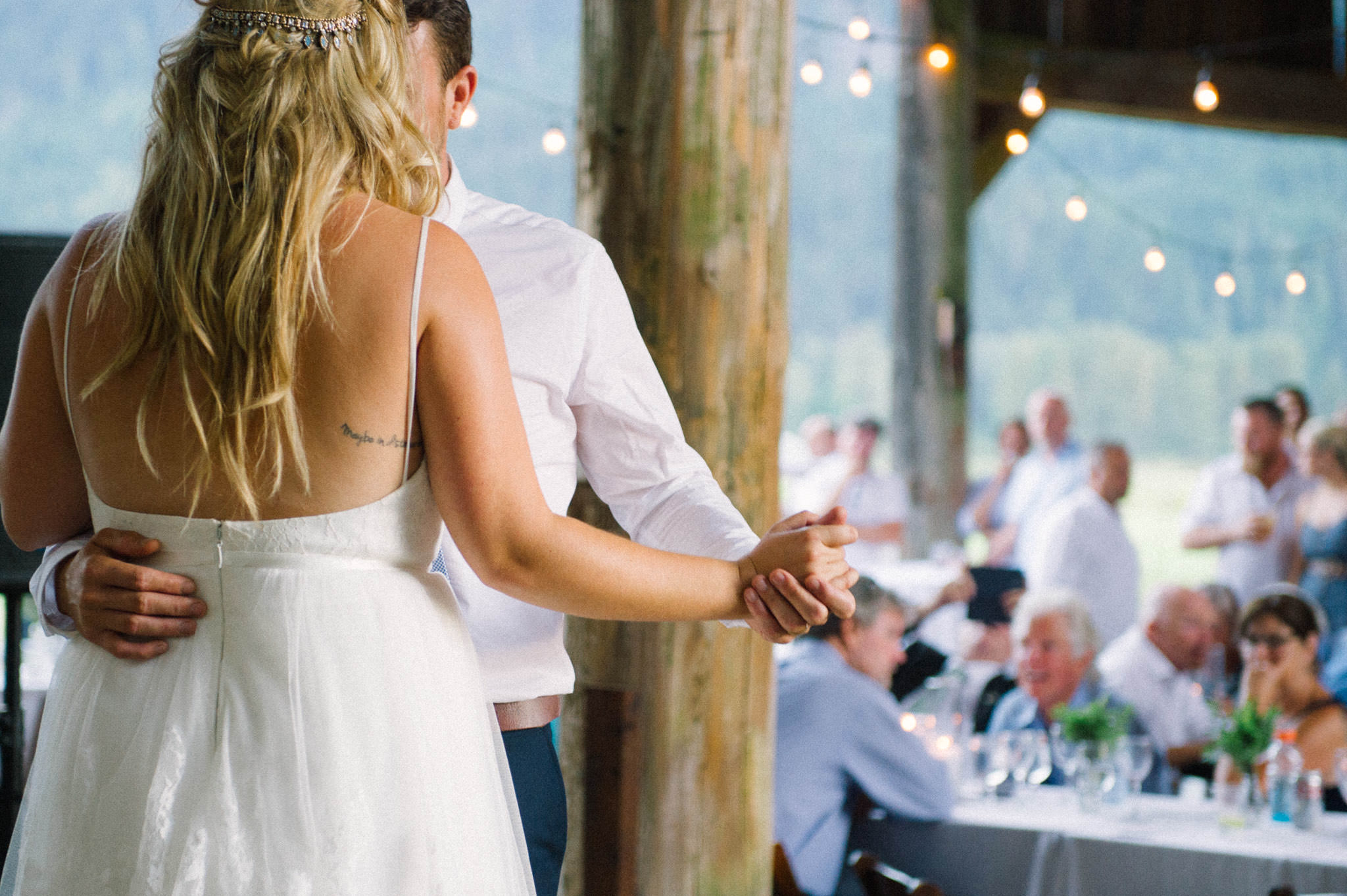 Davies Farm barn wedding