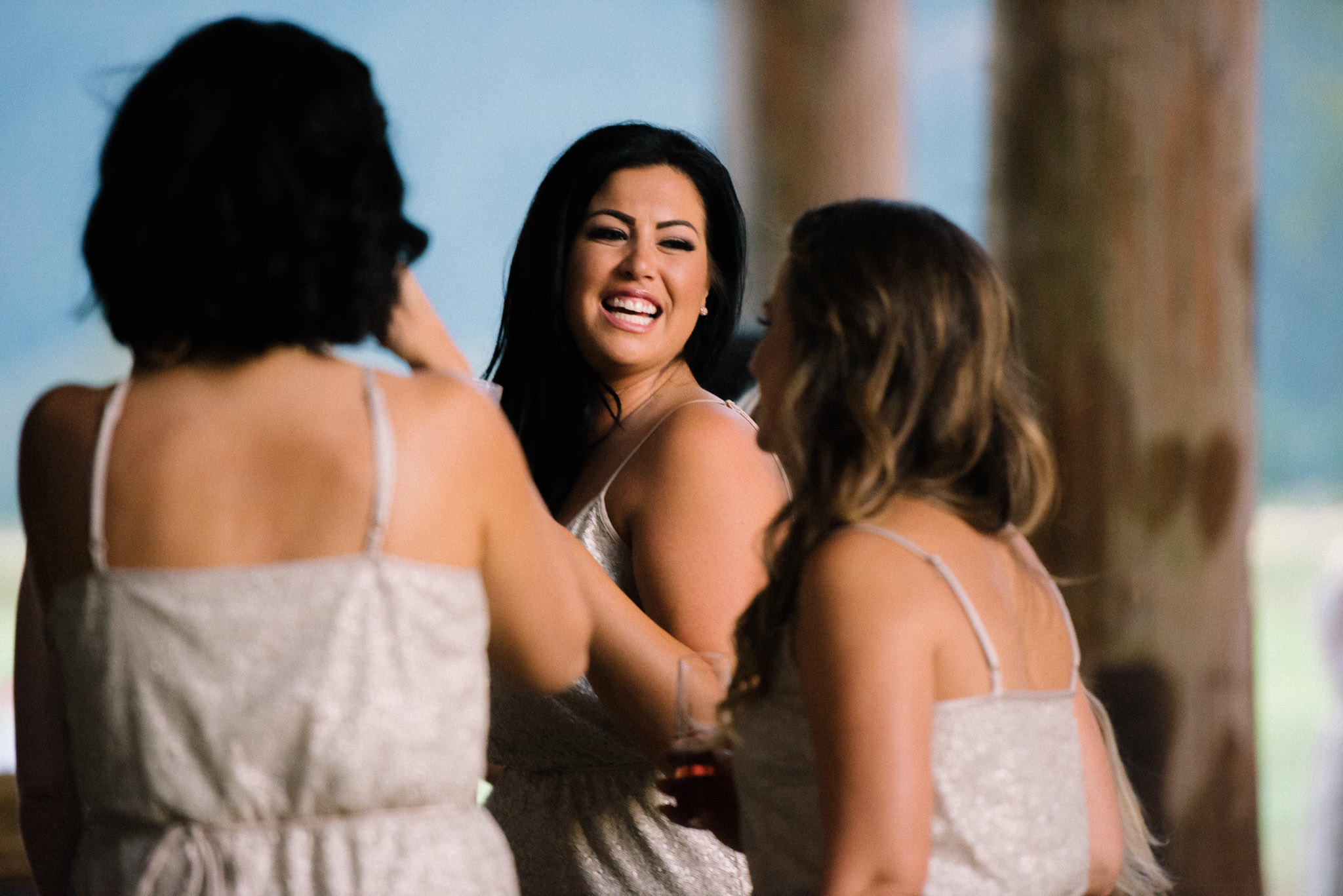 Candid wedding photography BC