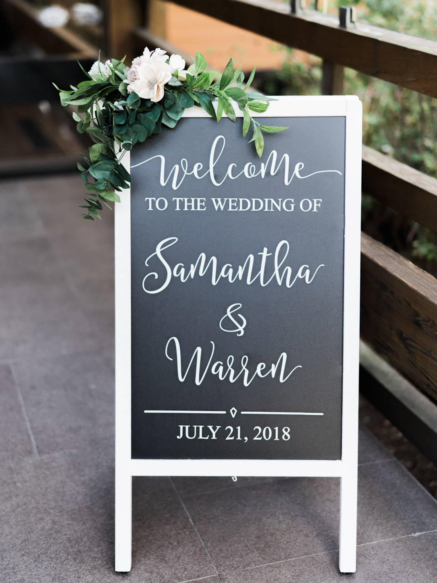 Shaughnessy Restaurant wedding