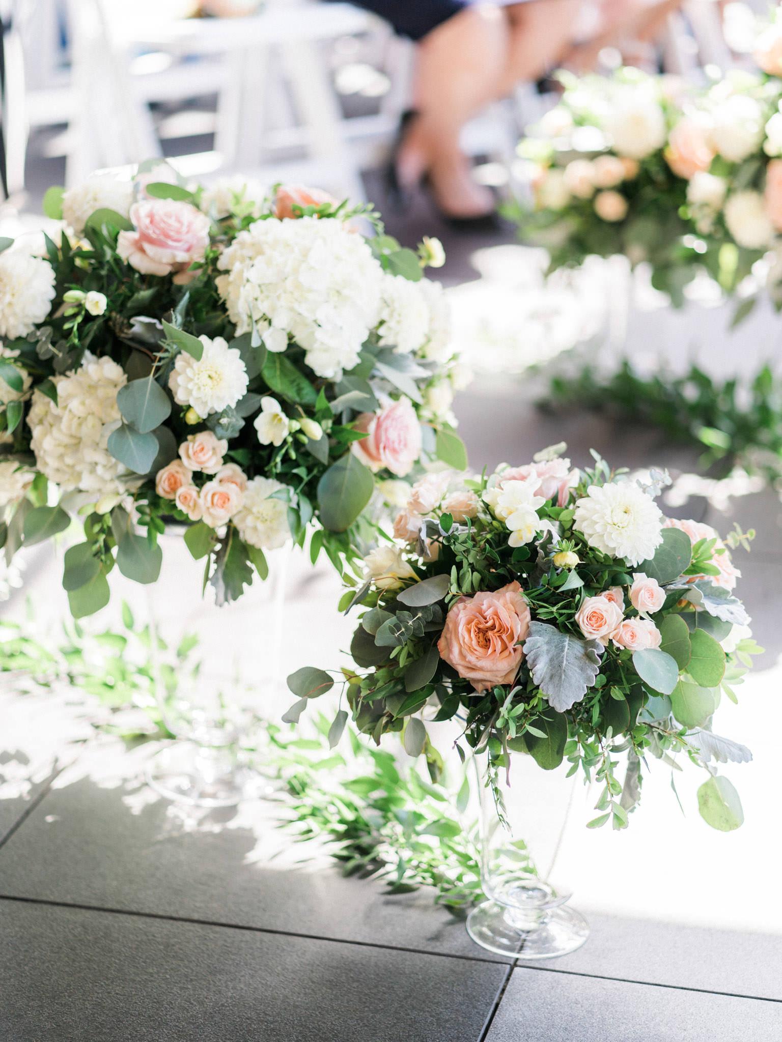 Thomas Hobbs wedding flowers