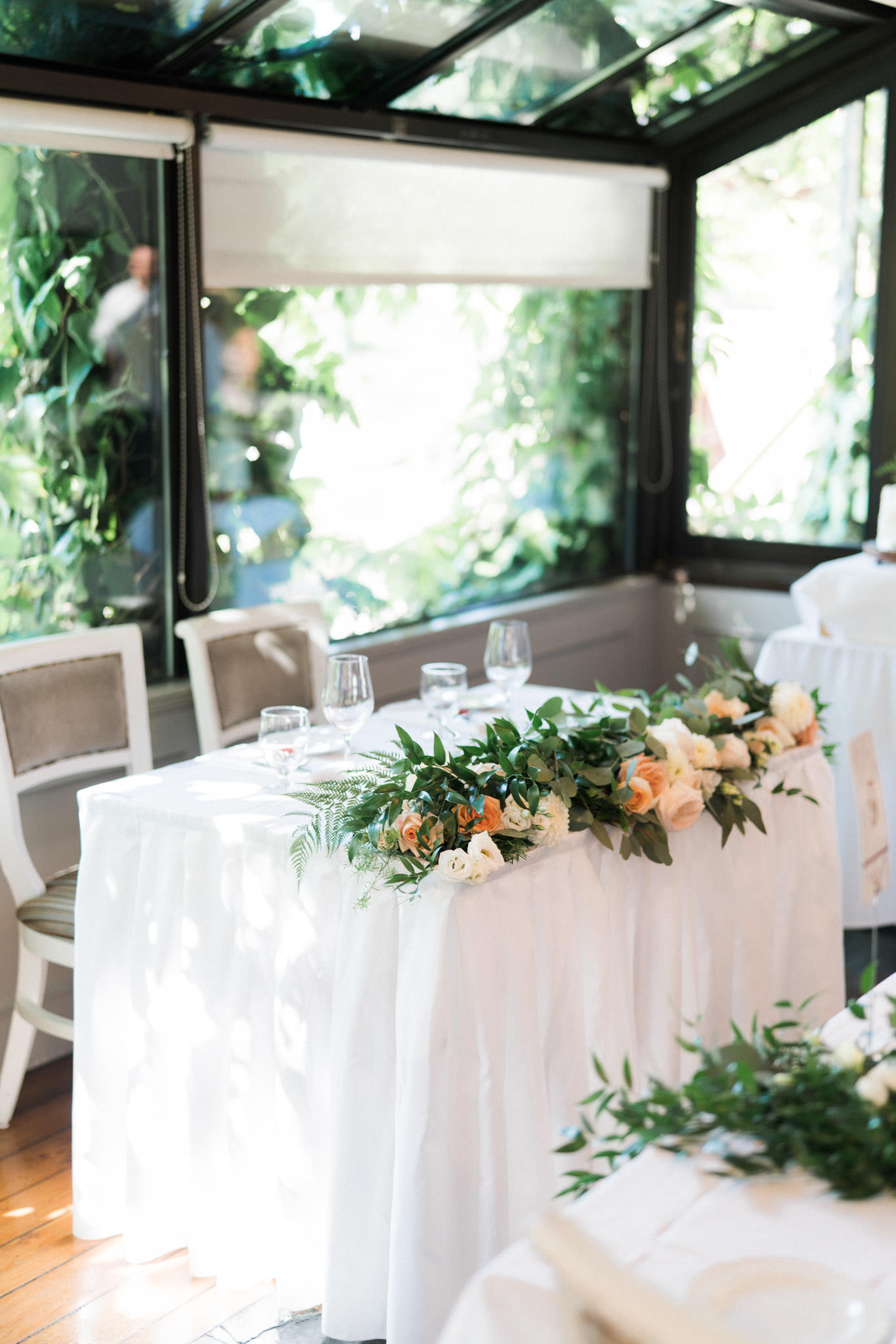 Wedding reception Shaughnessy Restaurant
