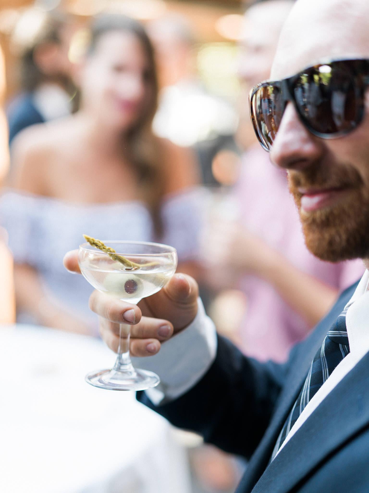 Shaughnessy Restaurant wedding reception