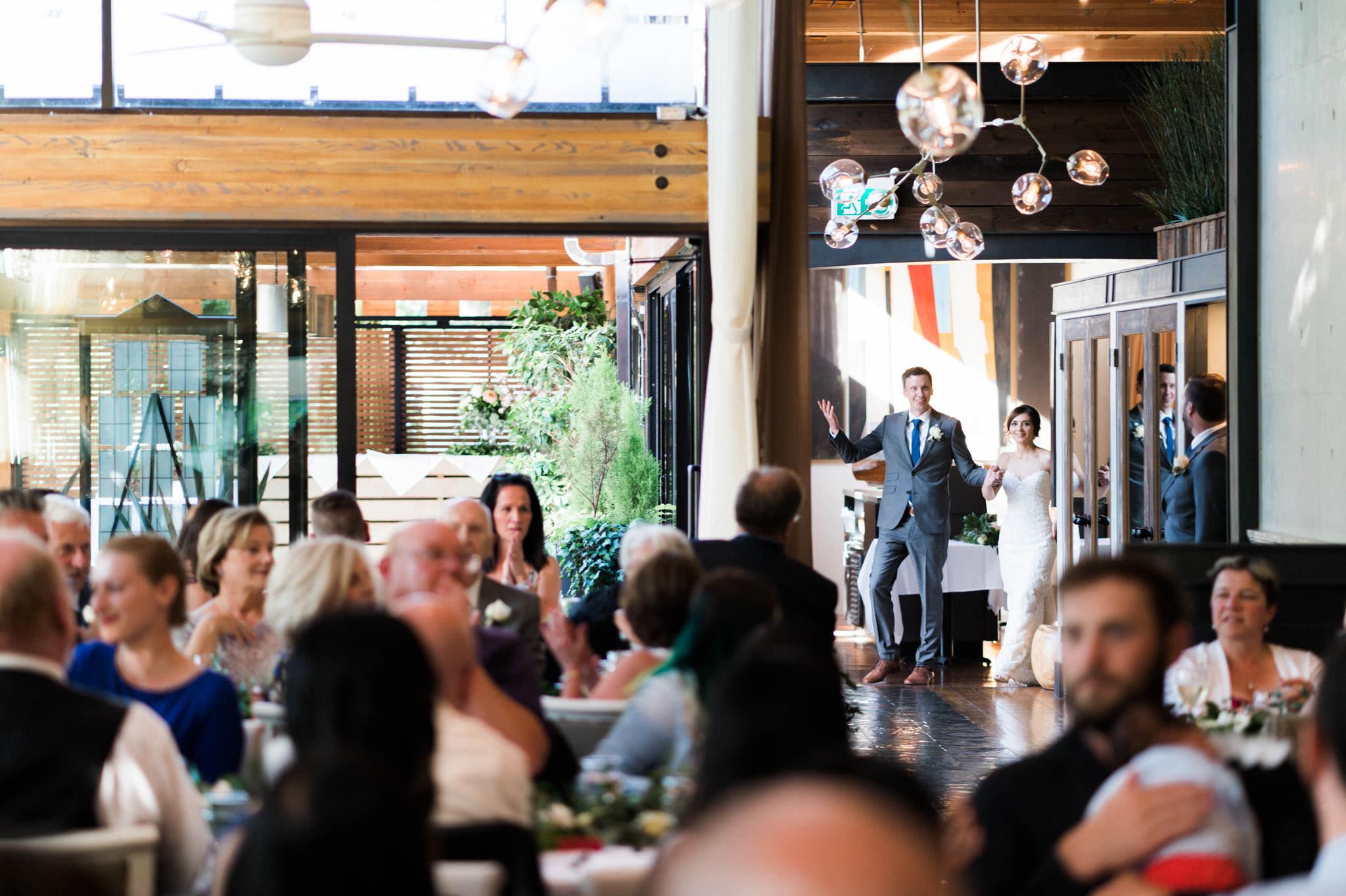 Vancouver wedding Shaughnessy Restaurant wedding