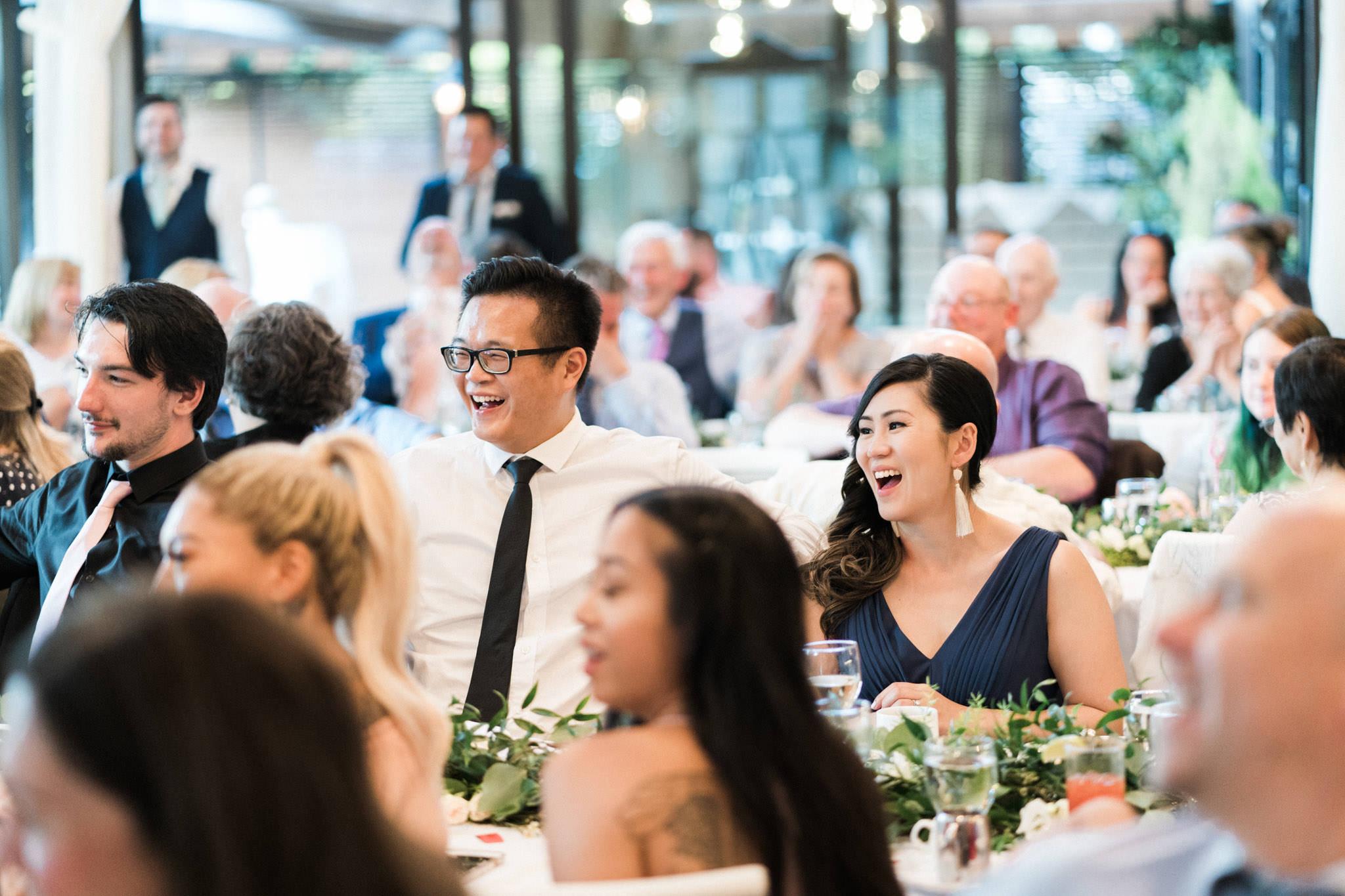 Vancouver Shaughnessy Restaurant wedding