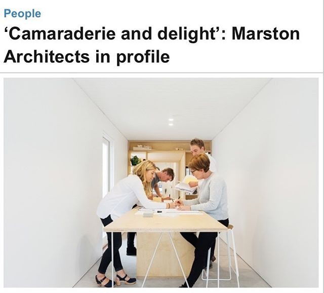Thank you for the feature @architecture_au and @leanneamodeo ! 👏 check out the full article in our bio •  #marstonarchitects #sydneyarchitecture #sydneyresidentialarchitecture #residentialarchitecture #australianarchitecture #architectureau