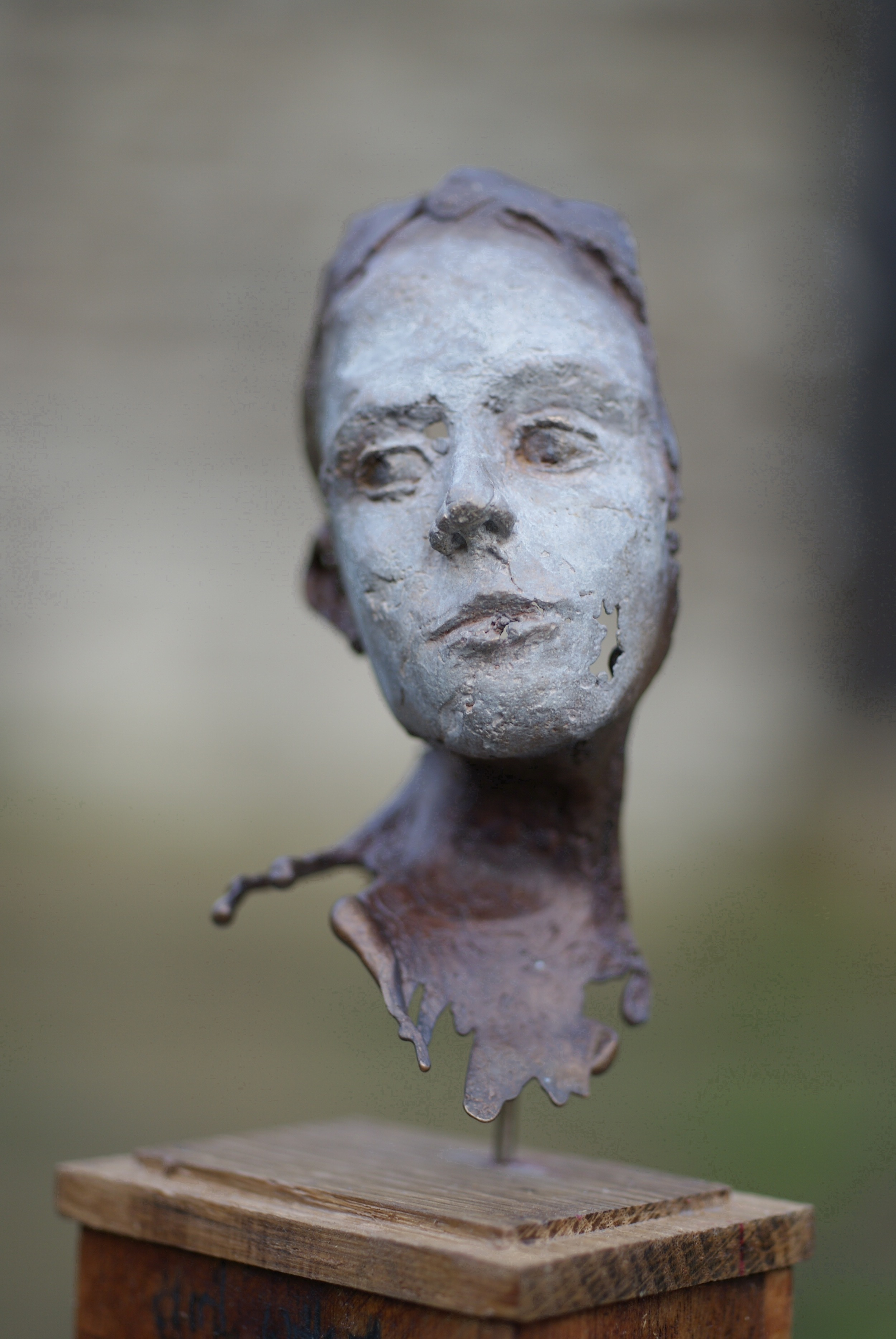 Shadow girl fragment