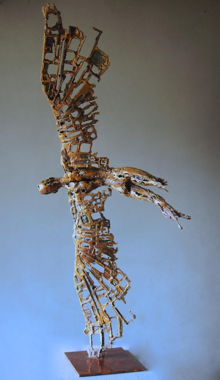 Icarus bronze st ives wakeham.jpg