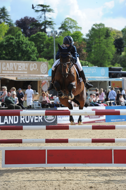 Doonaveeragh Emma - 7 & 8 Year Olds - Royal Windsor Horse Show