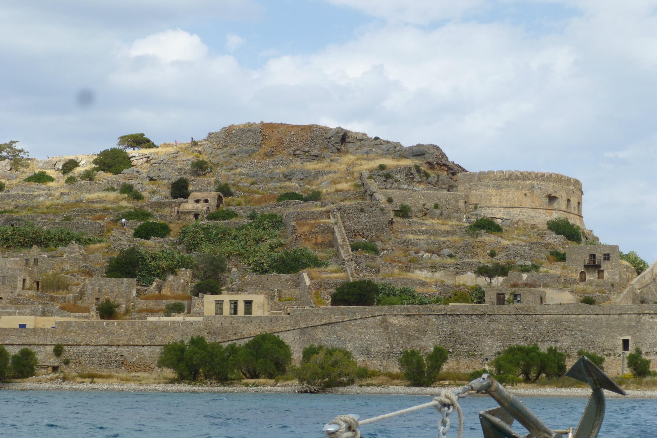 Spinalonga Island - Crete