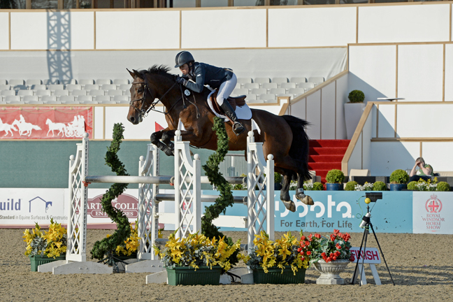 Doonaveeragh Emma - B & C - Royal Windsor Horse Show