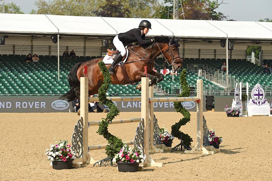 Doonaveeragh Emma - B&C Handicap - Royal Windsor Horse Show